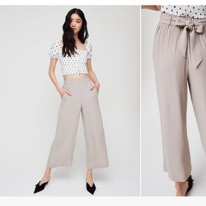 Wilfred faun pant aritzia small oak
